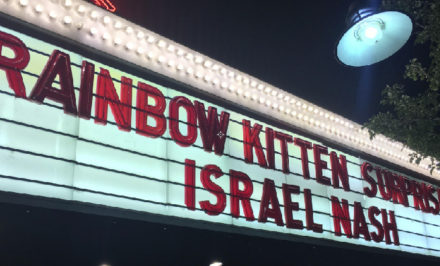 rainbow kitten surprise show