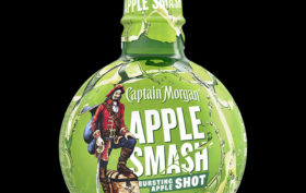 captain morgan apple smash